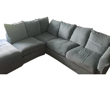 Ikea Gronlid 4 Seat Sectional Sofa