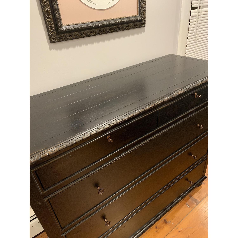 Restoration Hardware French Empire 5 Drawer Dresser - image-2