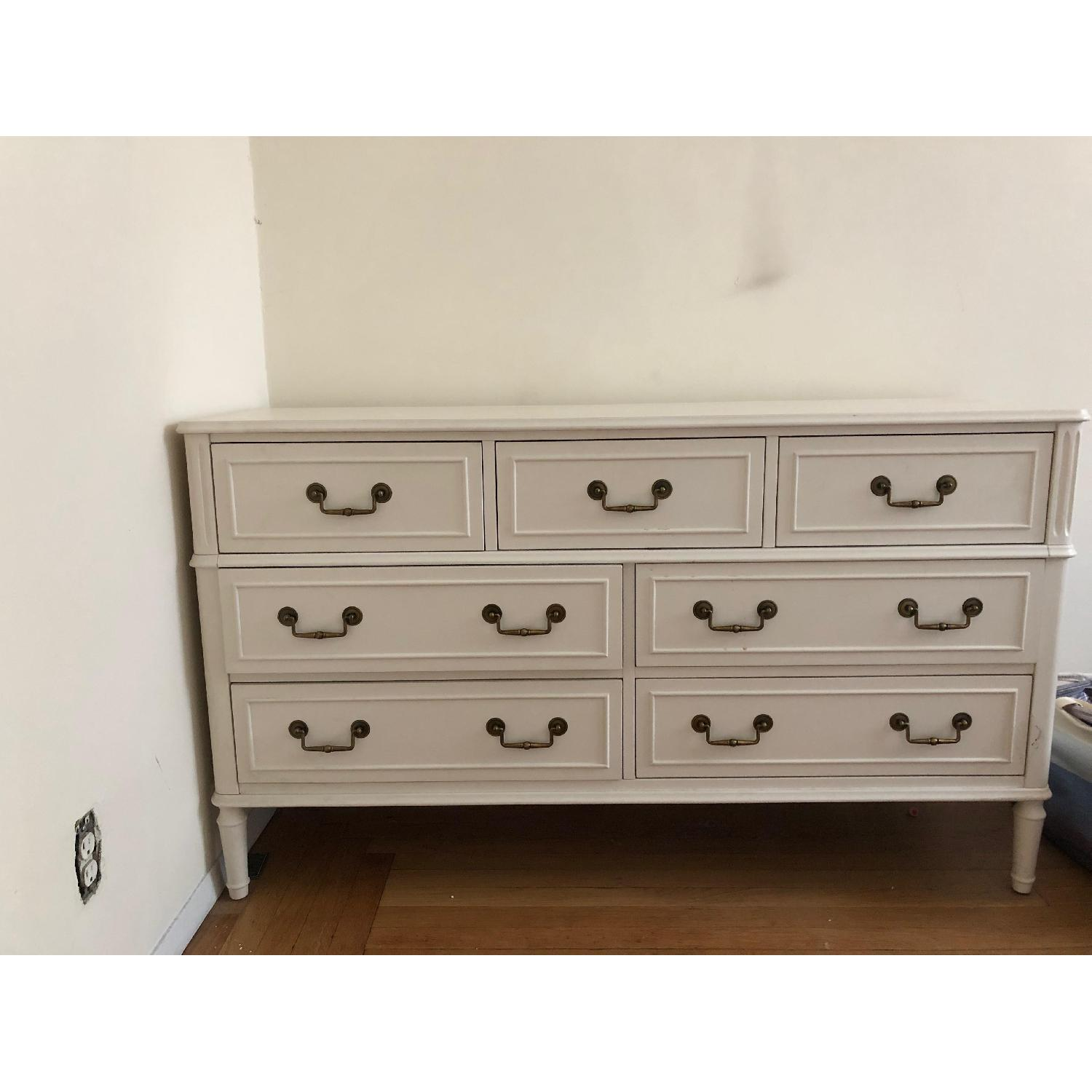 Pottery Barn Zoey Extra Wide Dresser - image-1