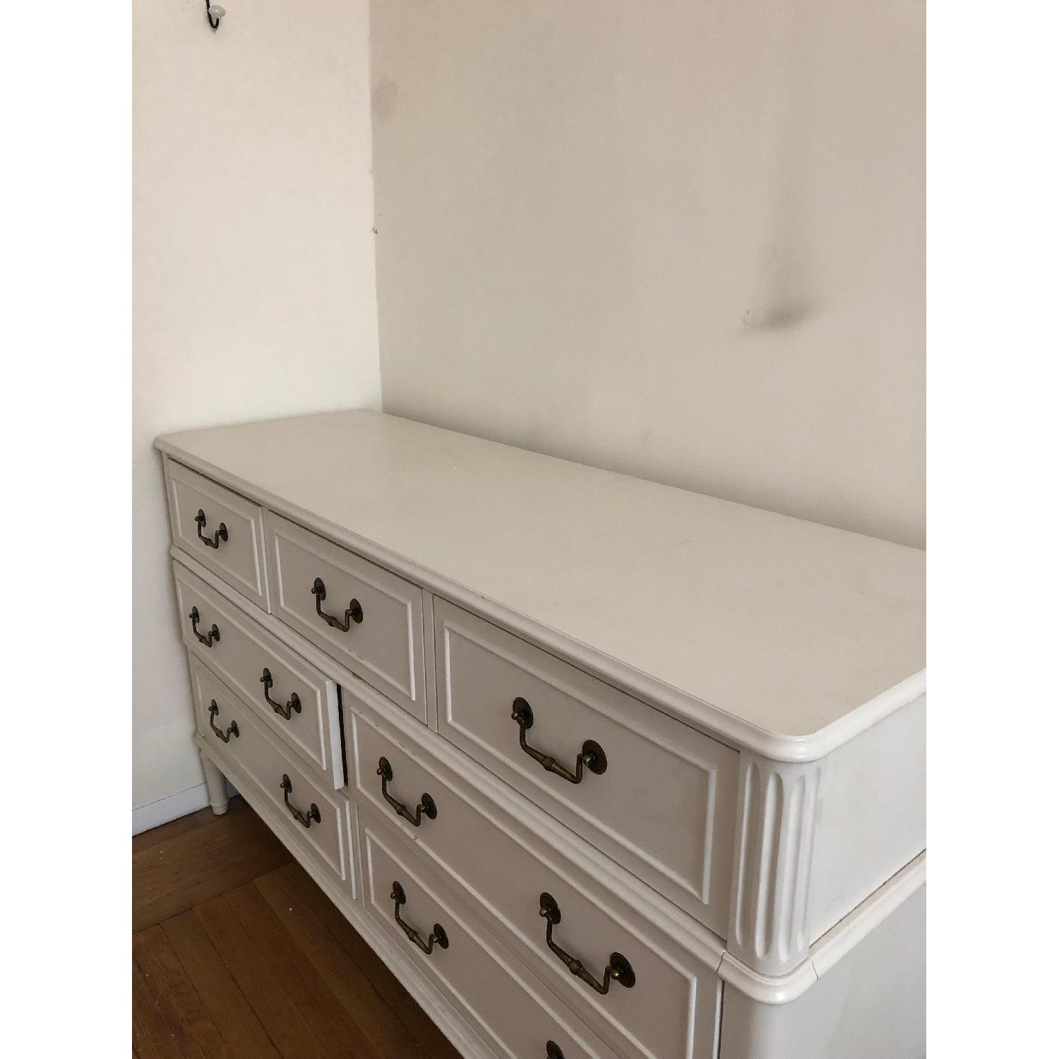 Pottery Barn Zoey Extra Wide Dresser - image-2
