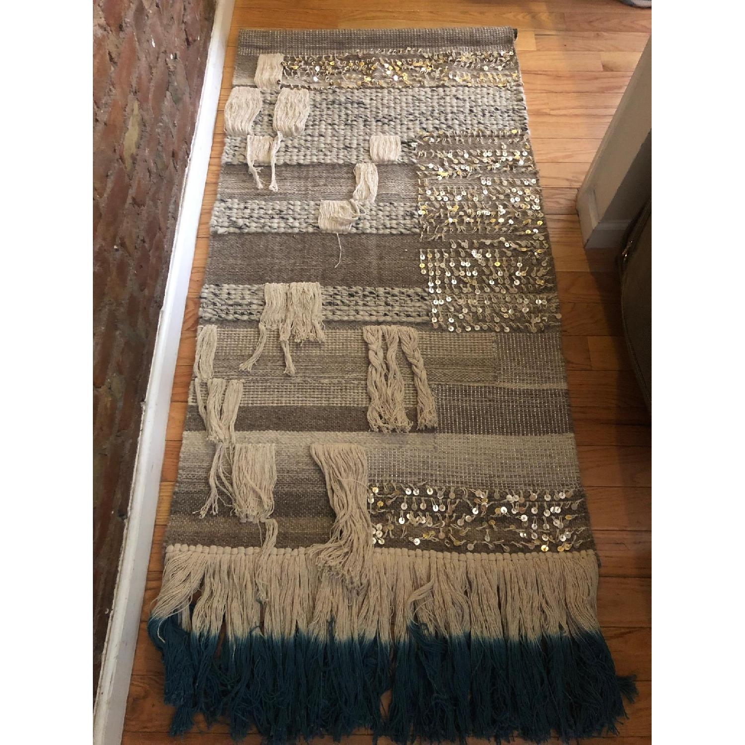 Anthropologie Wall Tapestry - image-1