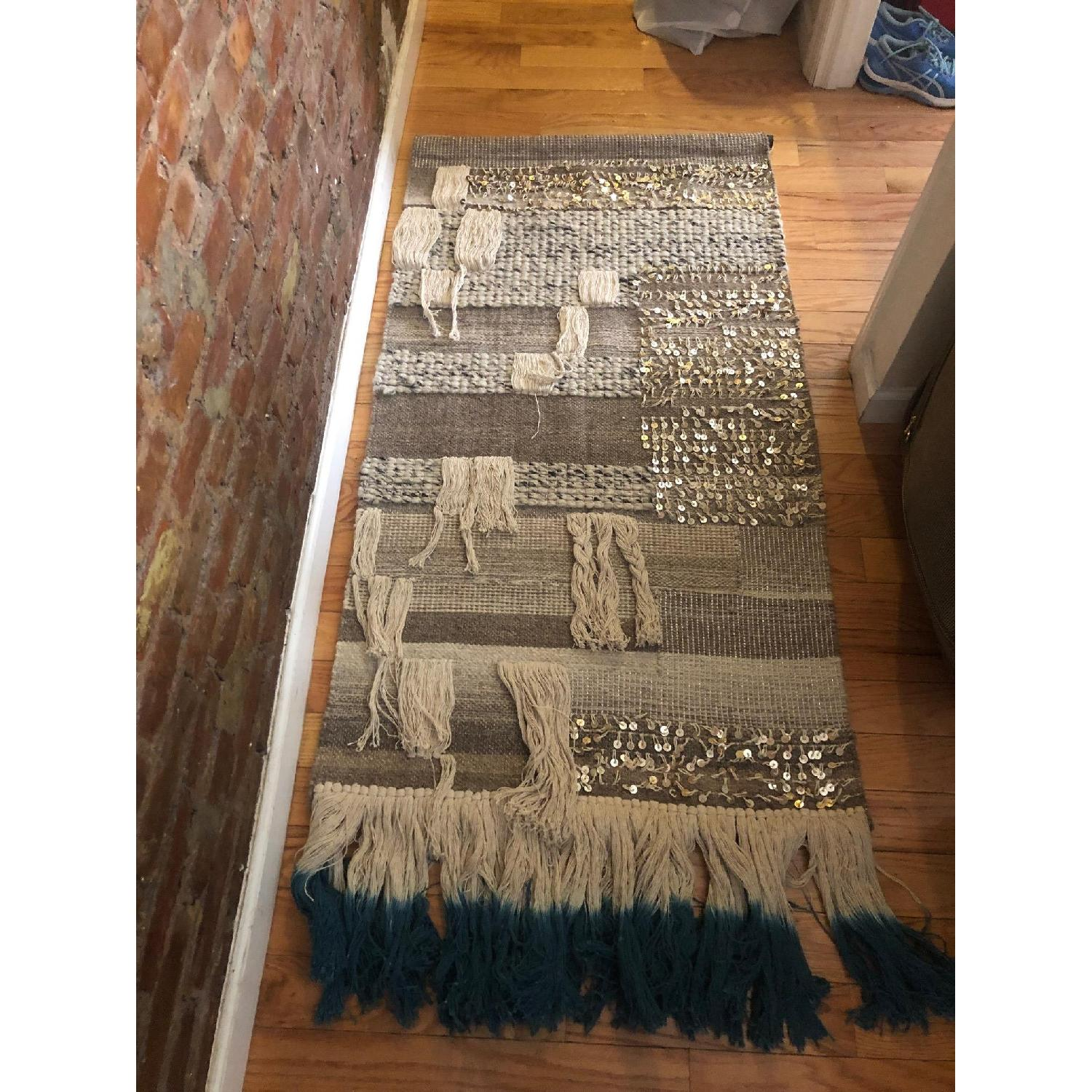 Anthropologie Wall Tapestry - image-3