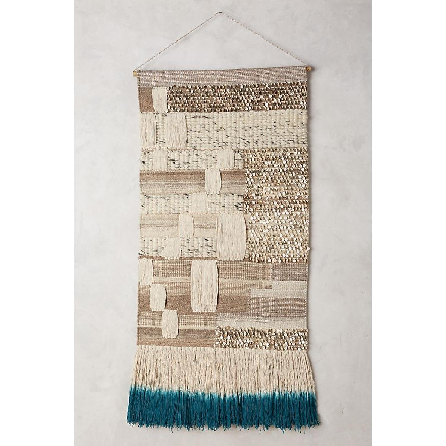 Anthropologie Wall Tapestry - image-4