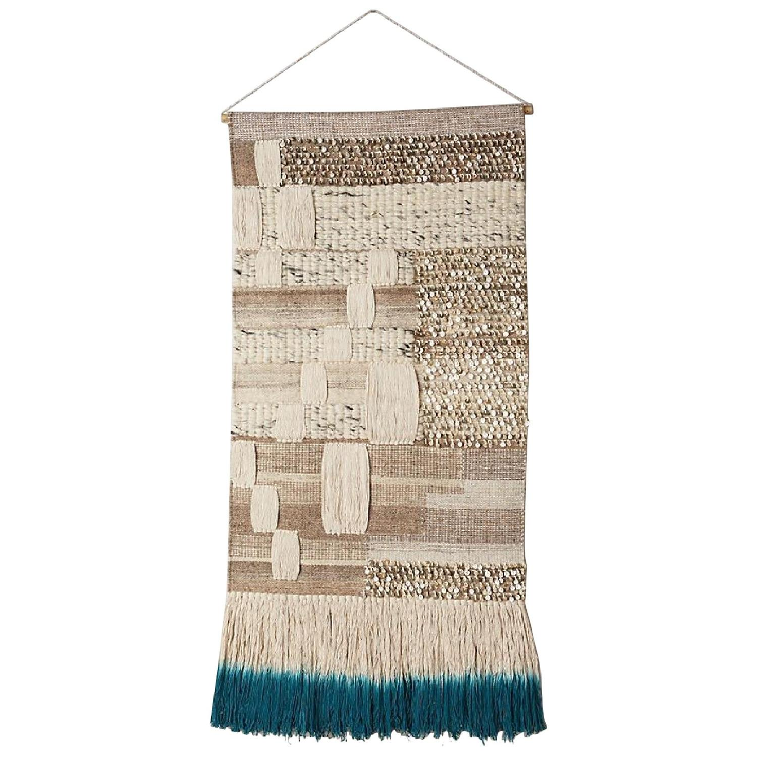 Anthropologie Wall Tapestry - image-0