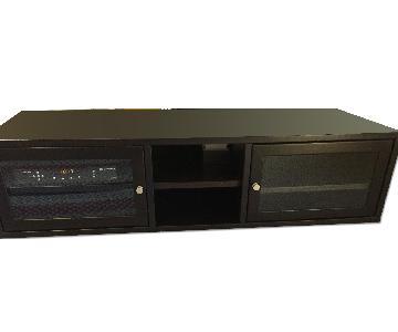 Jesper 2000 Entertainment Center/Wall Unit/Bookshelves