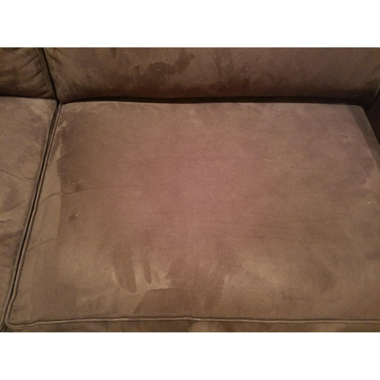 Crate & Barrel Davis Queen Pull Out Sofa-3