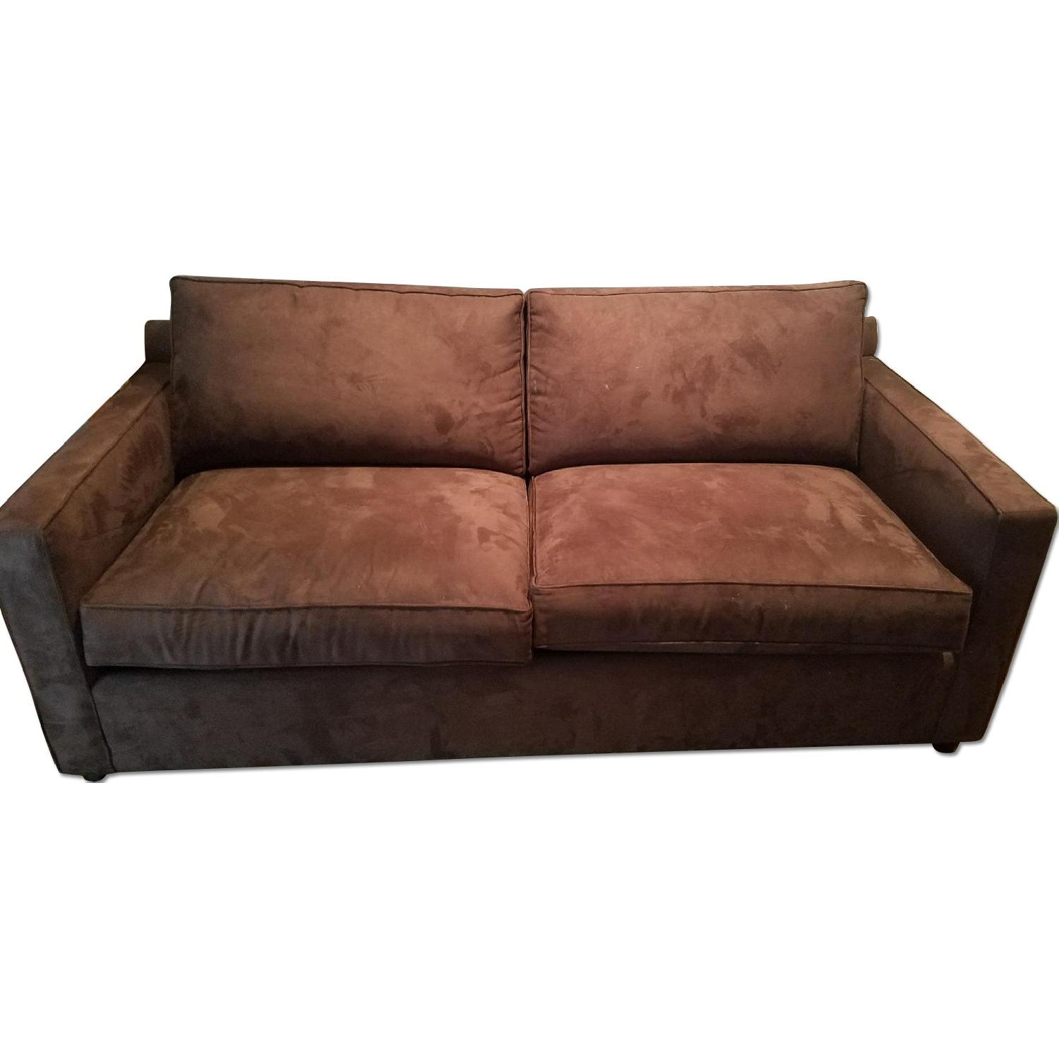 Crate Amp Barrel Davis Queen Pull Out Sofa Aptdeco