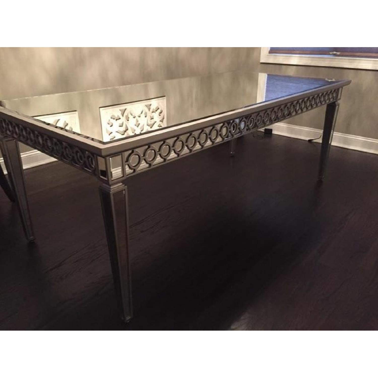 Z Gallerie Glass Dining Table AptDeco : 1500 1500 frame 0 from www.aptdeco.com size 1500 x 1500 jpeg 114kB