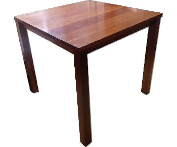 Room & Board Andover Cherry Wood Counter Table