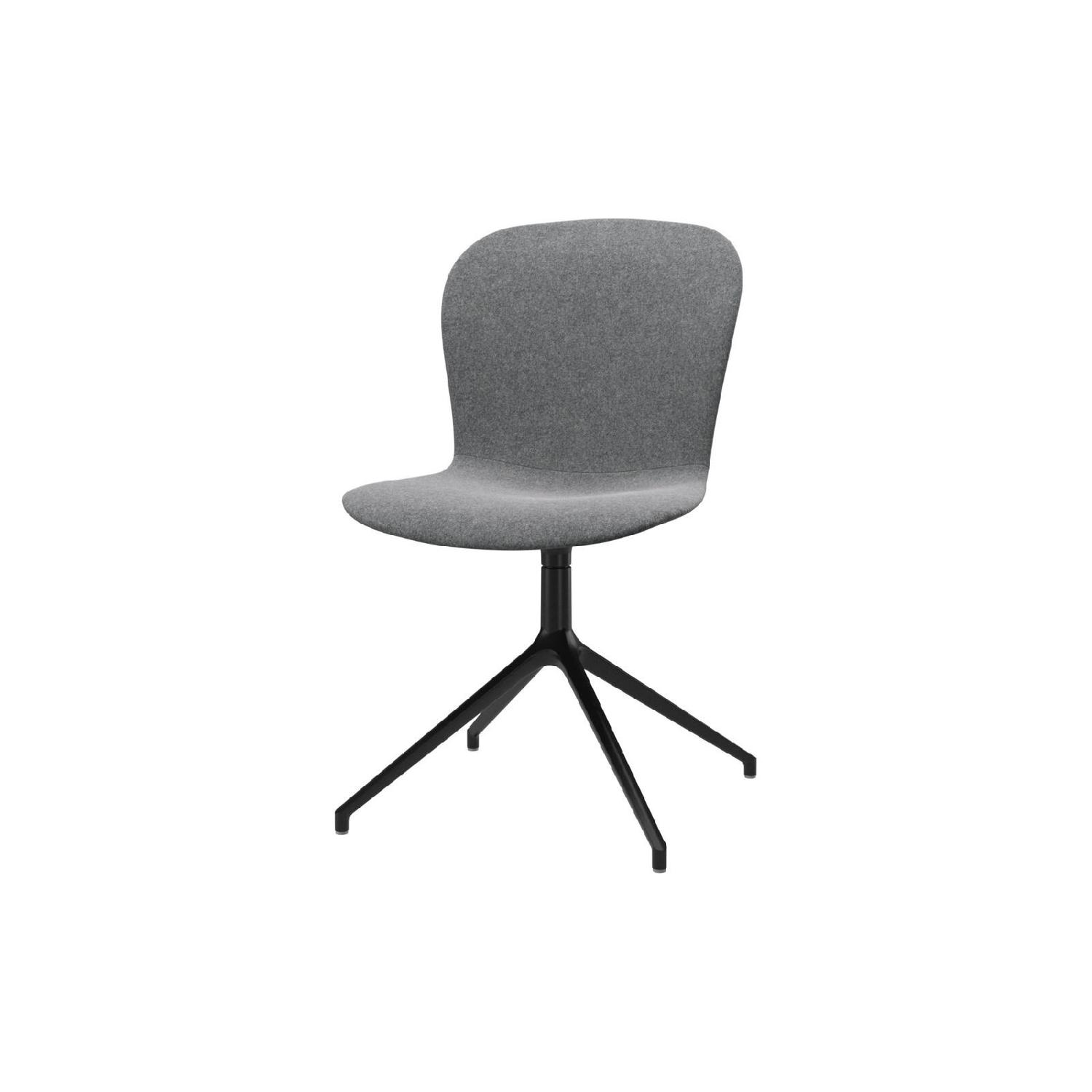 BoConcept Adelaide Office/Dining Chair w/ Swivel Motion - image-0