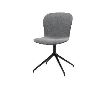 BoConcept Adelaide Office/Dining Chair w/ Swivel Motion