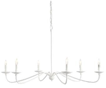 Pottery Barn Lucca Chandelier
