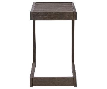 West Elm Portside C-Shaped Side Table