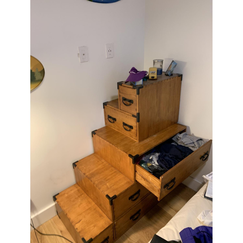 Wooden Step Dresser - image-3
