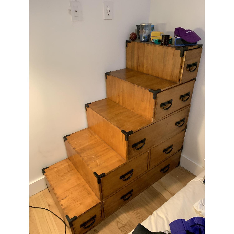 Wooden Step Dresser - image-4