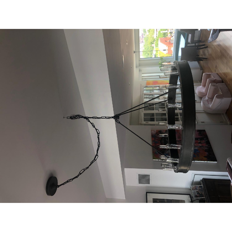 Ralph Lauren Roark Modular Ring Chandelier - image-2