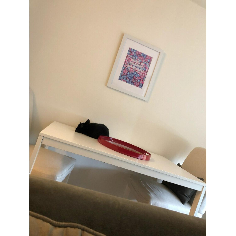 Ikea Vangsta Extendable Table - image-1