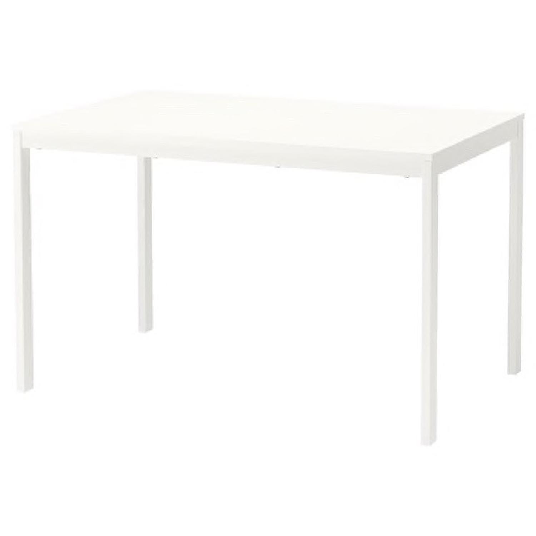 Ikea Vangsta Extendable Table - image-0