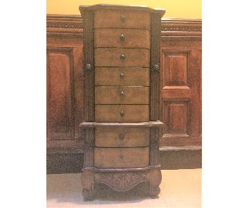 Jewelry Armoire Cabinet
