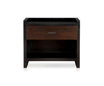 Crate & Barrel Forsyth Nightstand