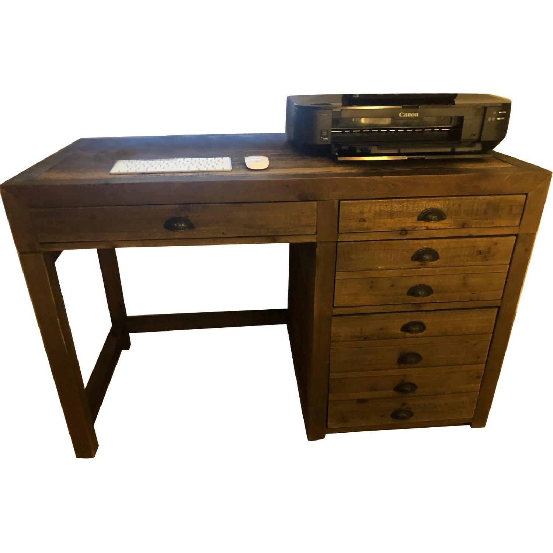 Restoration Hardware Print Maker's Desk - image-0