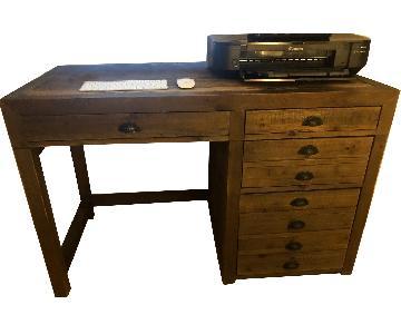 Restoration Hardware Print Maker's Desk