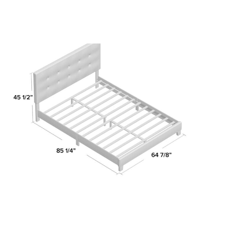 Kennial Button Upholstered Platform Bed - image-5
