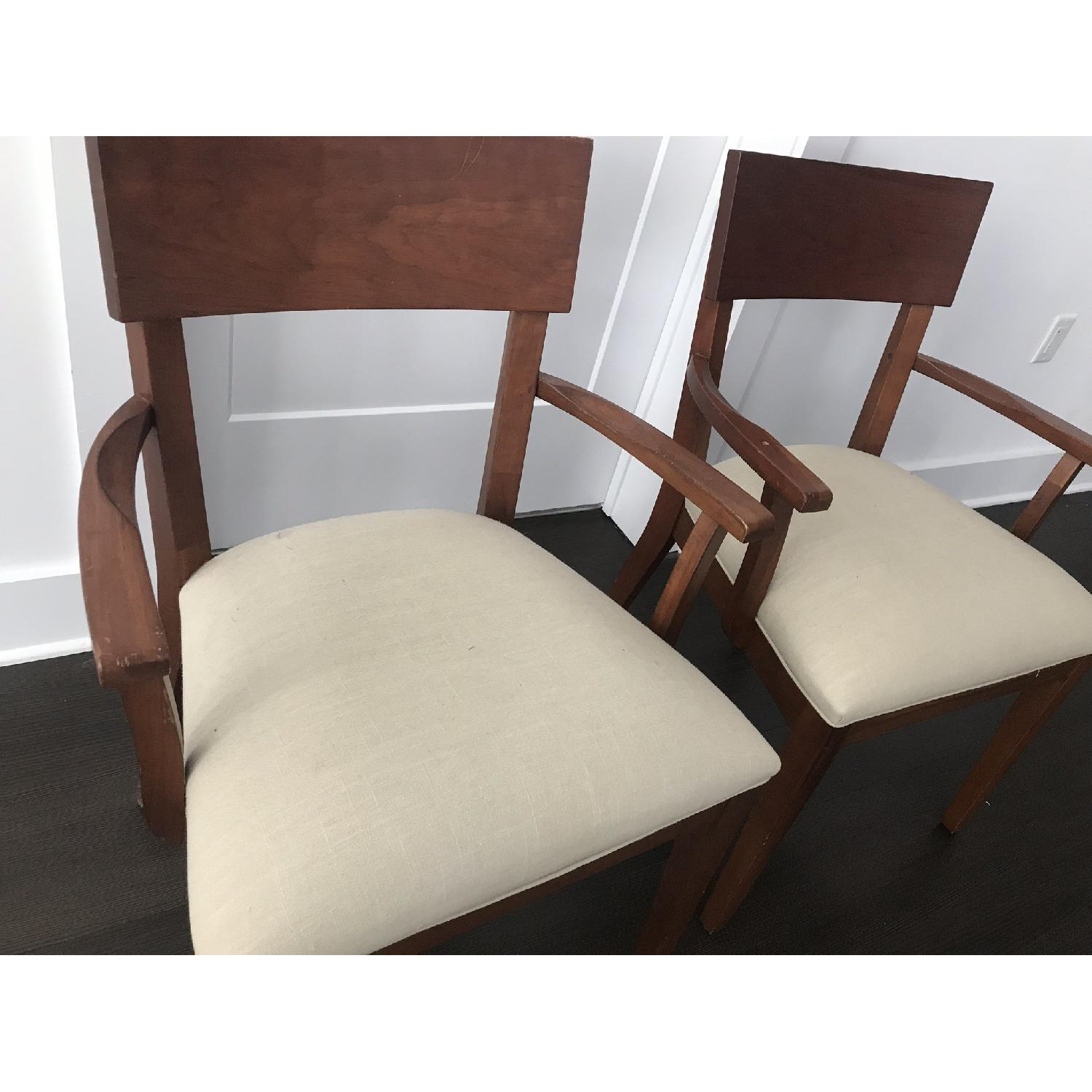 Ethan Allen Dining Armchairs - image-2