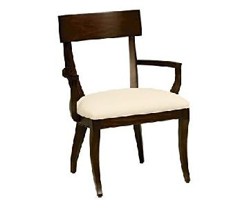 Ethan Allen Dining Armchairs