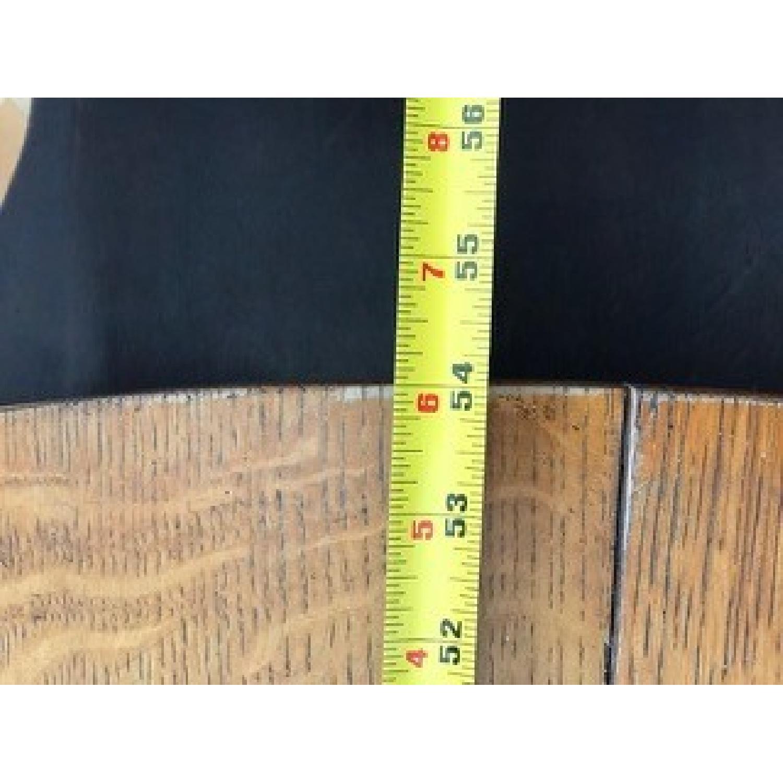 Stickley Gustav Round Oak Dining Table - image-8