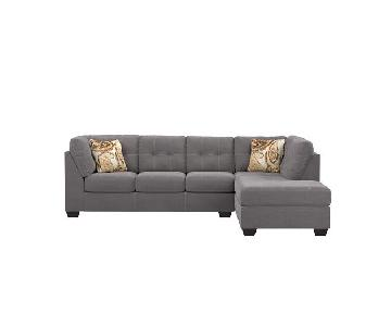 Ashley Pitkin 2-Piece Sectional Sofa