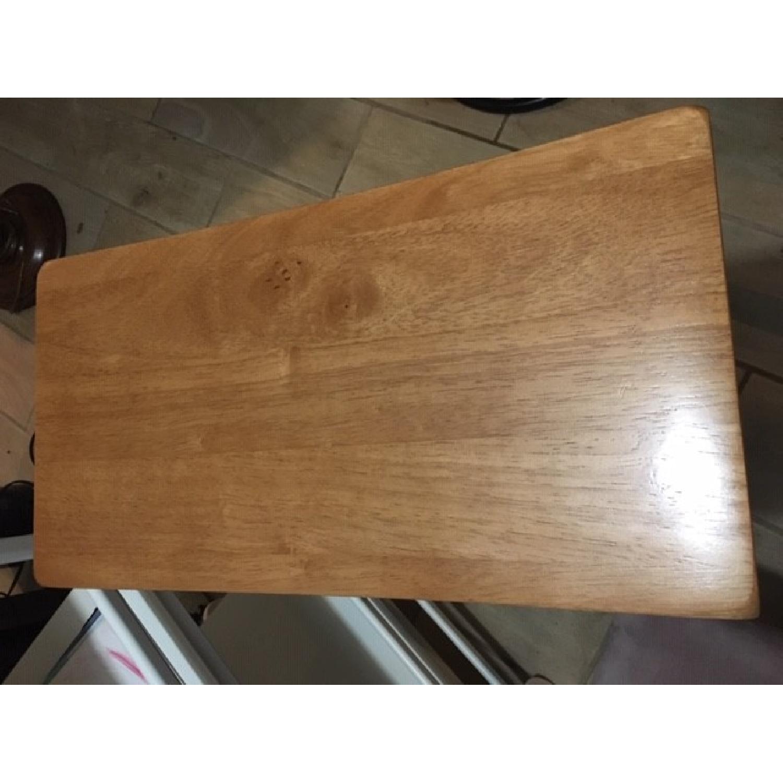 Wood Stools - image-1