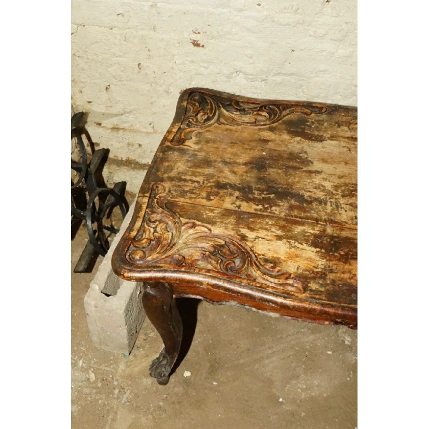 Vintage Coffee Table - image-2