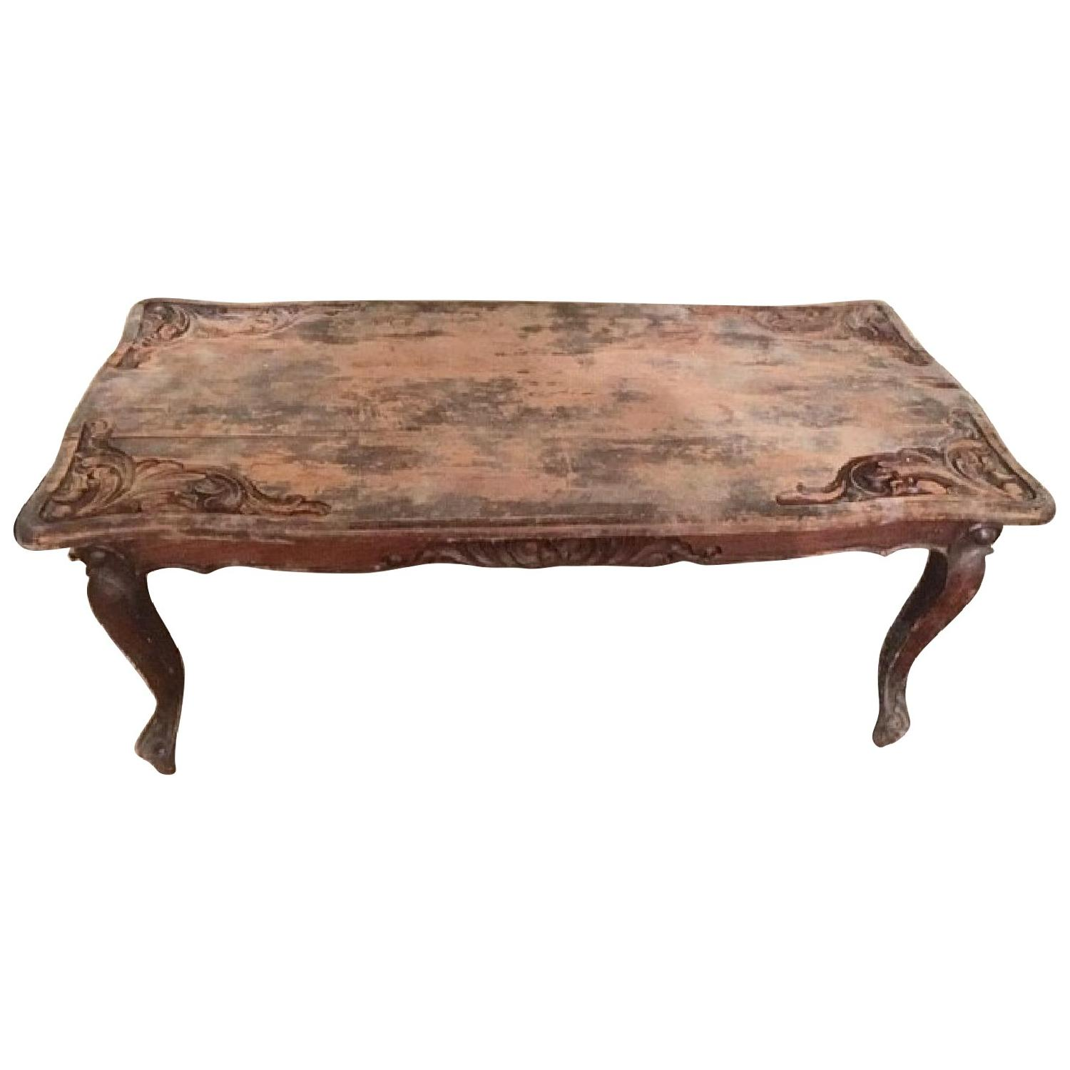 Vintage Coffee Table - image-0