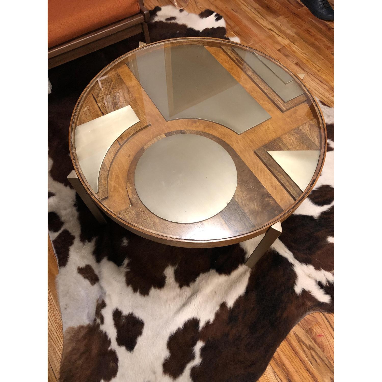West Elm Roar + Rabbit Layered Coffee Table - image-3
