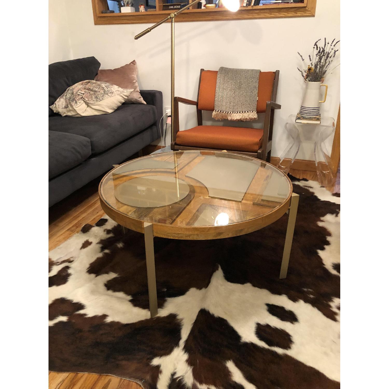 West Elm Roar + Rabbit Layered Coffee Table - image-4