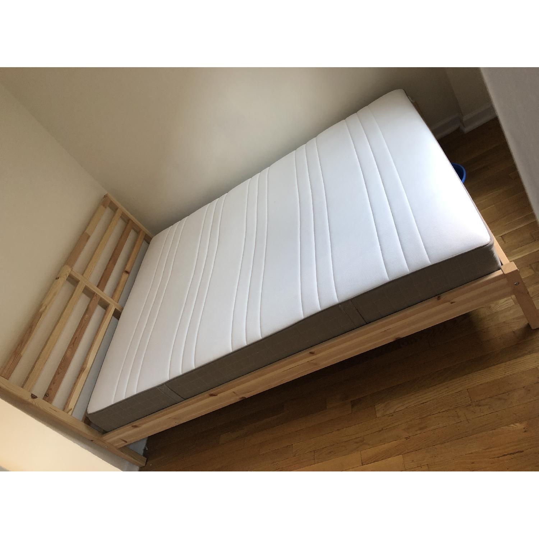 Ikea Tarva Queen Size Bed - image-5