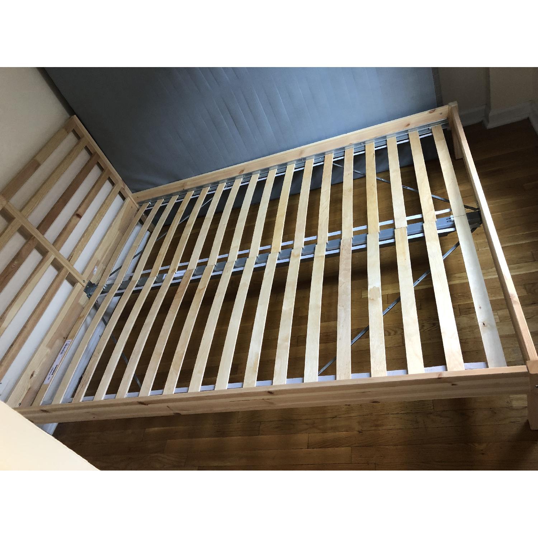 Ikea Tarva Queen Size Bed - image-7