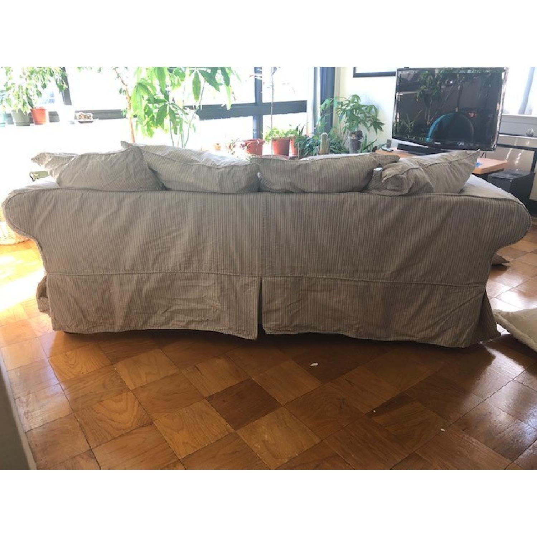 Crate & Barrel Catalina Queen Sleeper Sofa - image-6