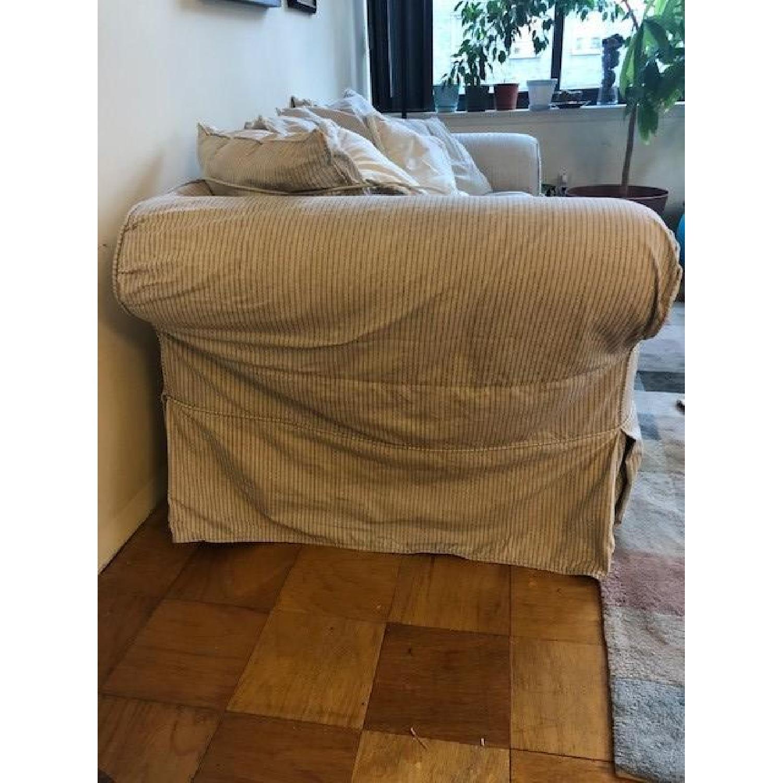 Crate & Barrel Catalina Queen Sleeper Sofa - image-7