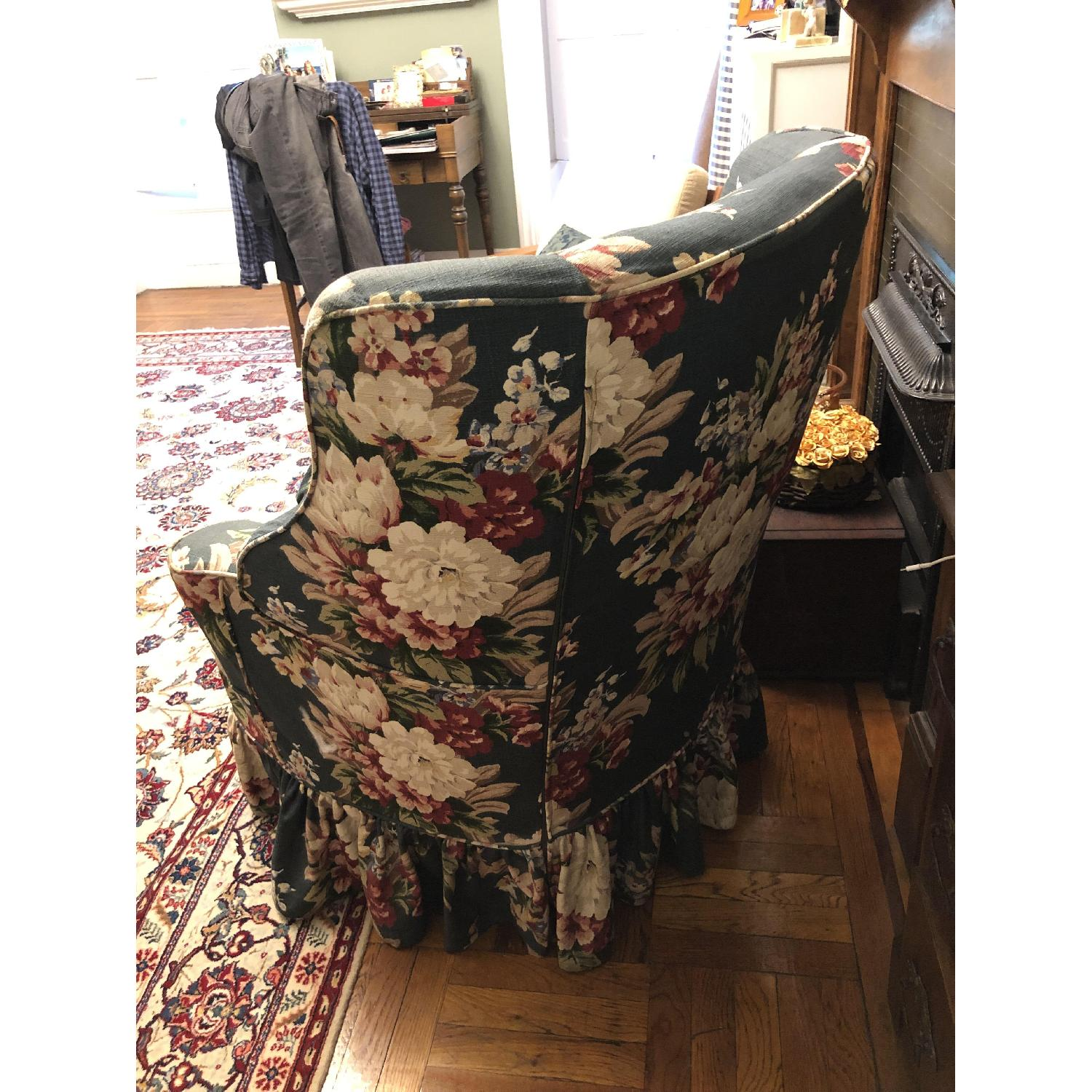 Vintage Wing Chair - image-3