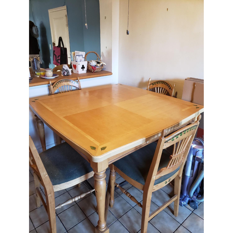 5-Piece Bar Height Dining Set - image-1