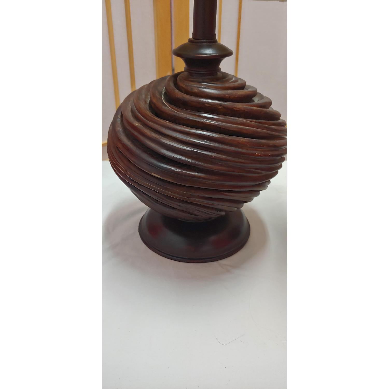 Brown Table Lamps - image-2