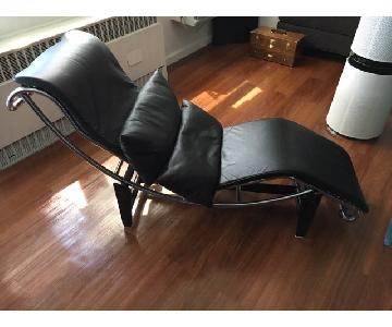 Lexington Modern Leather Modern Recliner