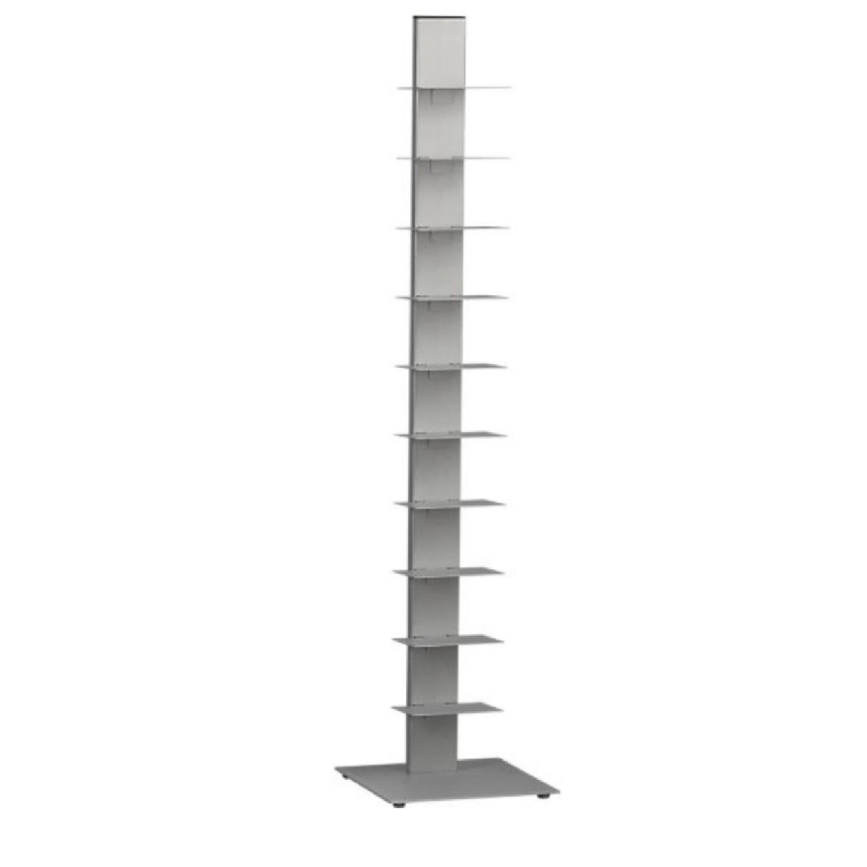 CB2 Array Aluminum Bookcase - image-0