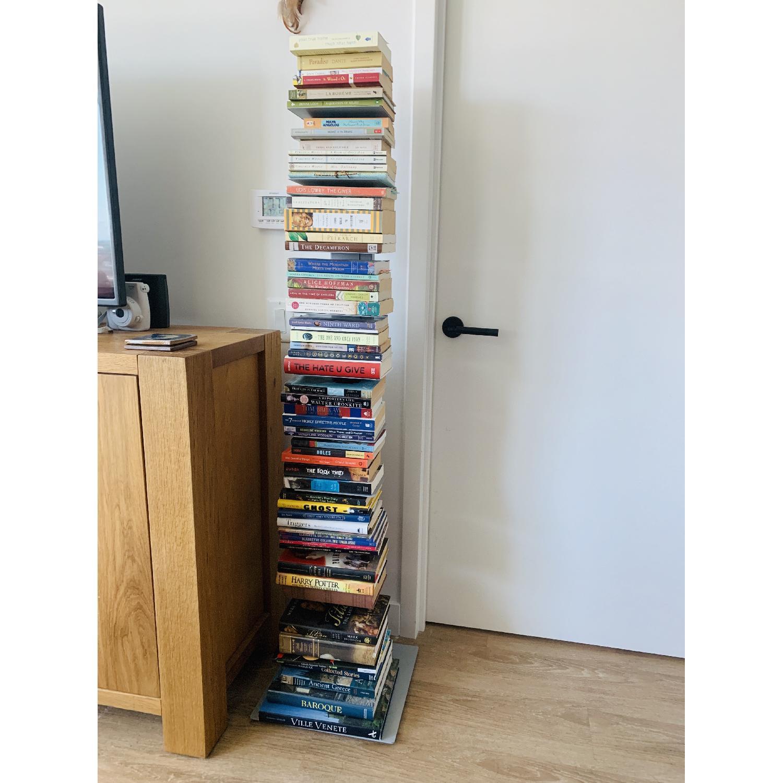 CB2 Array Aluminum Bookcase - image-3