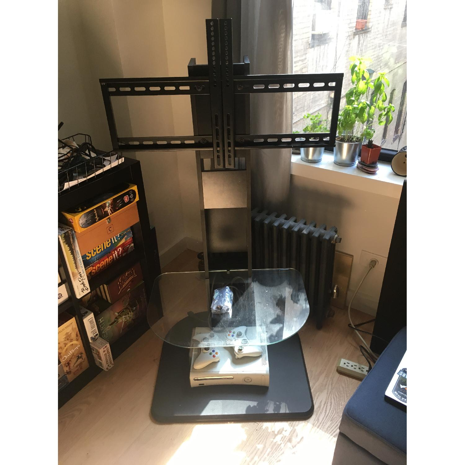 Ameriwood Industries Black TV Stand - image-1