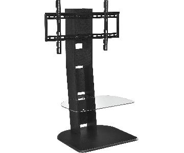 Ameriwood Industries Black TV Stand