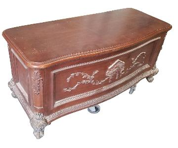 Jessica McClintock The Romance Collection Chest
