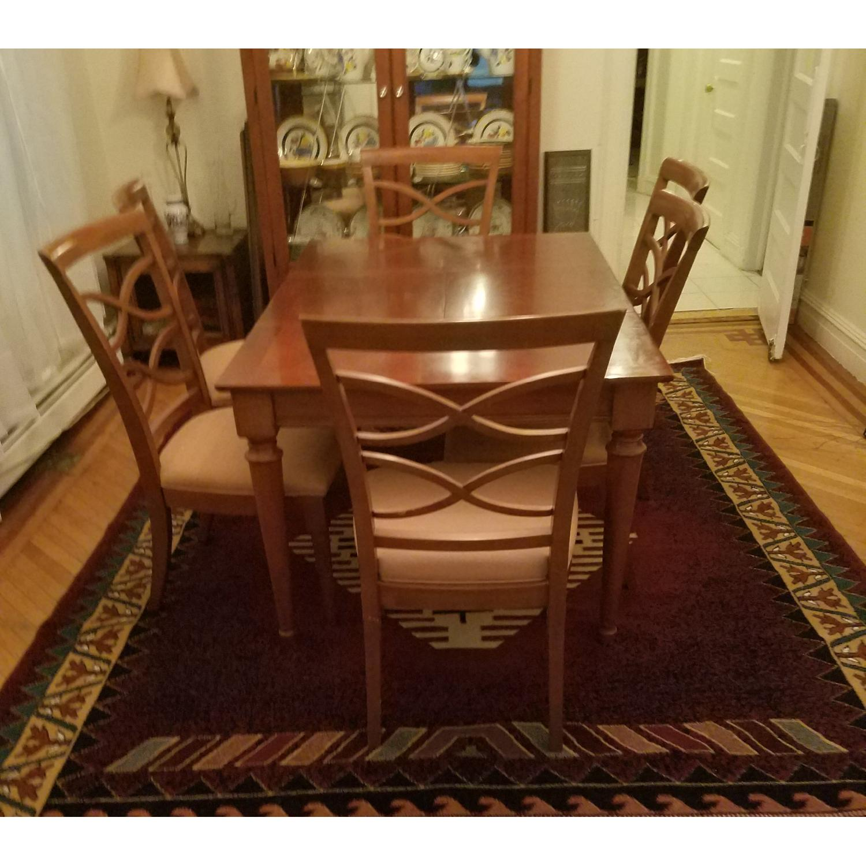 Classic 7-Piece Expandable Dining Set - image-1